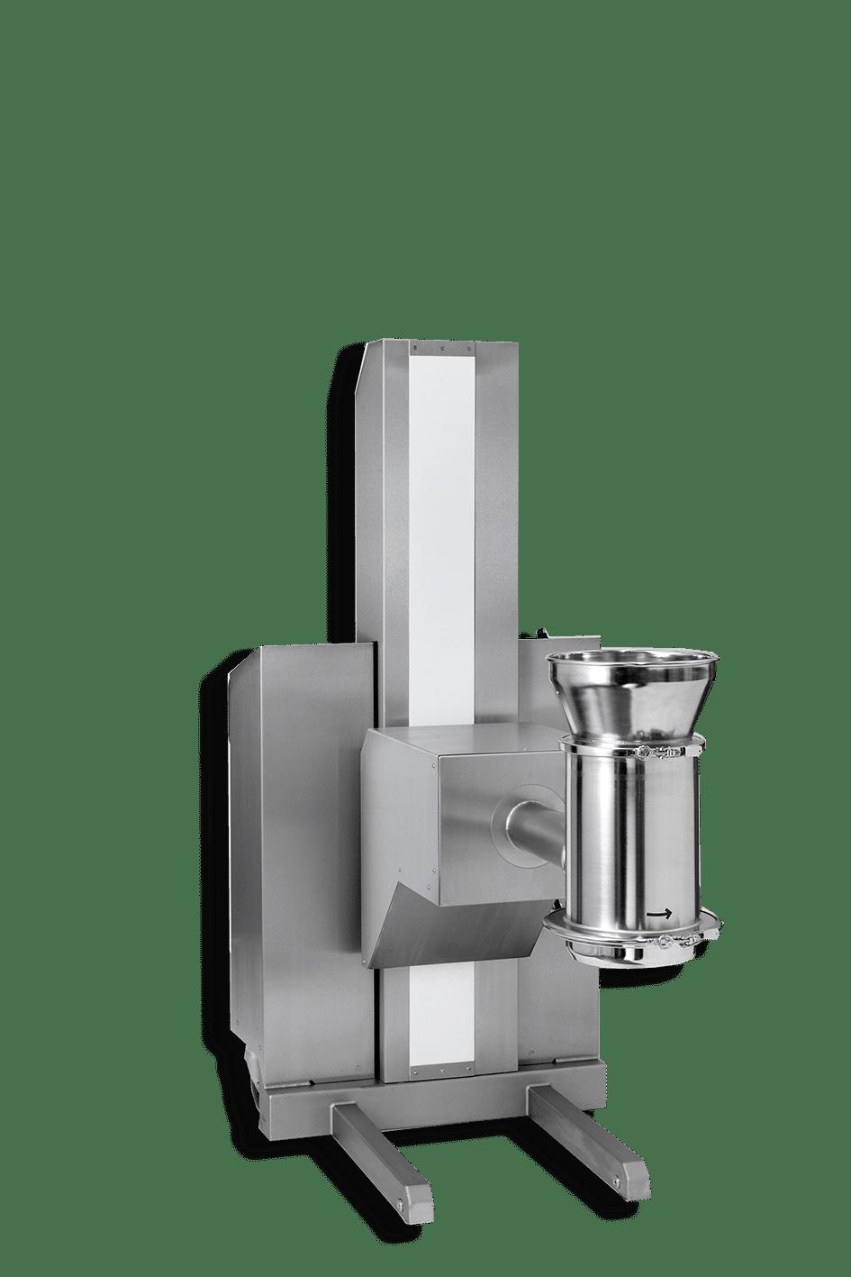 """Просеивающая система: Турбосито BTS компании """"Bohle"""" используется для калибровки размера частиц сухих или влажных продуктов, гарантируя тем самым оптимальное распределение размера частиц"""