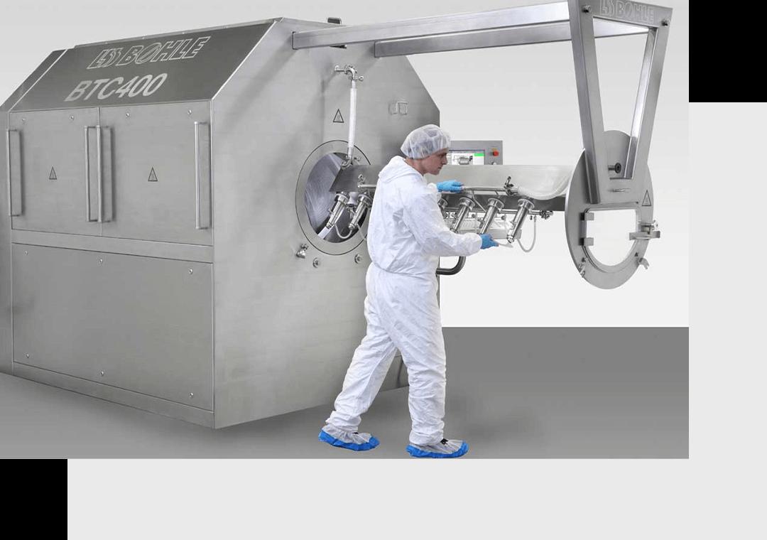 Модернизация машины: L.B. Bohle оптимизирует Вашу существующую установку с помощью новых компонентов или программного обеспечения!