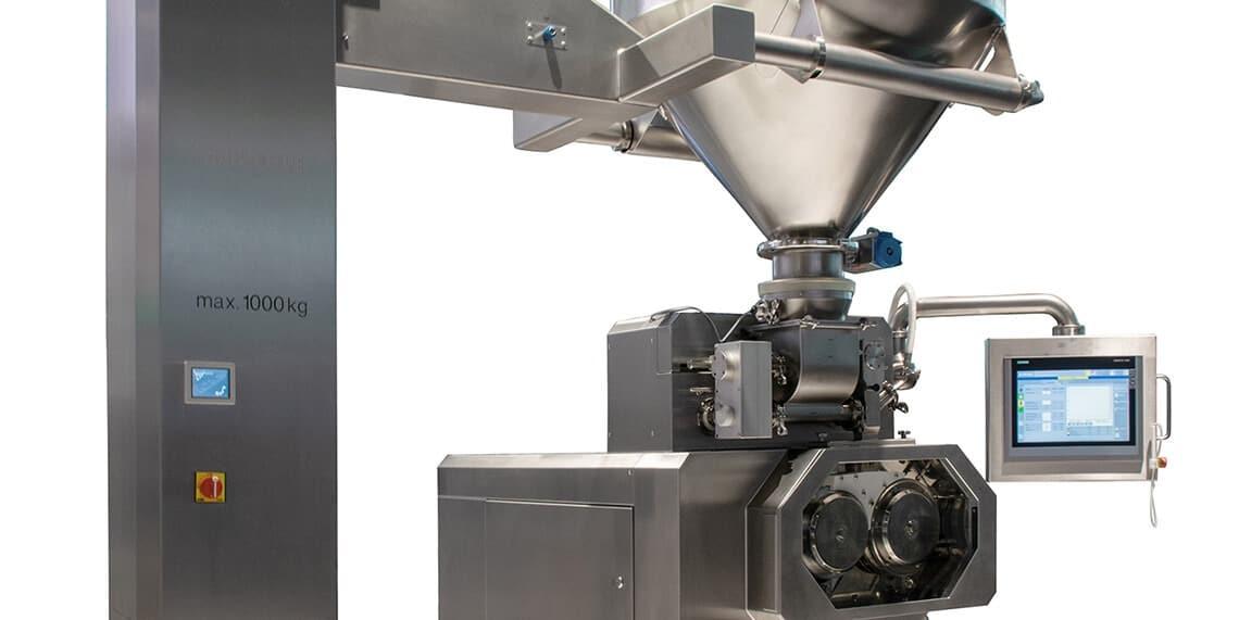 Фармацевтическая продукция: Подъемная колонна для подачи гранулятора