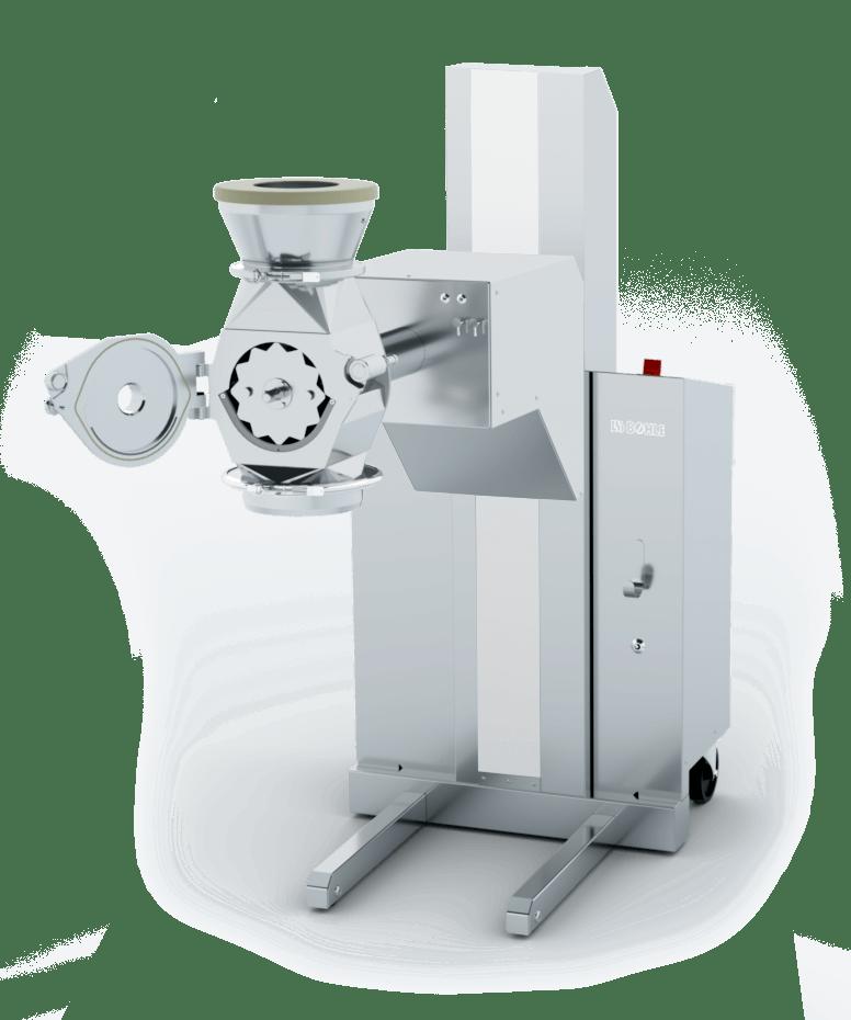 Скрининговая установка: Ротационный сит BRS для производства фармацевтических таблеток