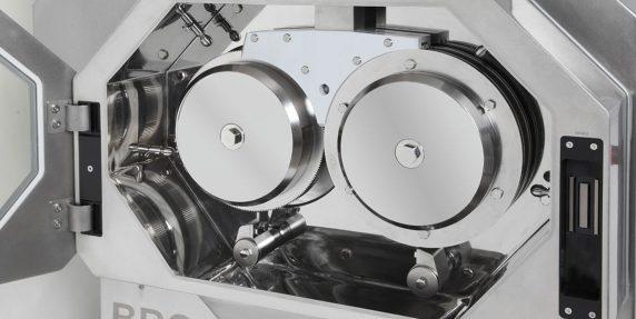 Сухое гранулирование / уплотнение вальцами для фармацевтической промышленности