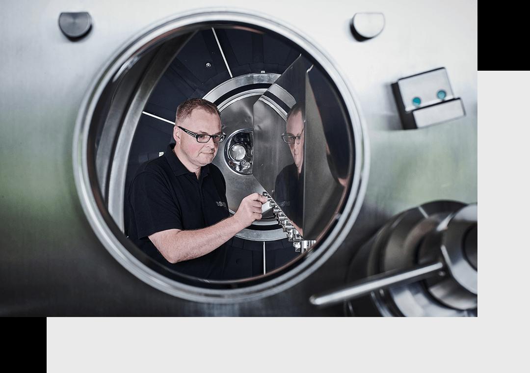 Служба L.B. Bohle: Мы выступаем за лучшее качество изготовления, высочайшее качество и простоту в обслуживании